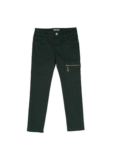 Best Kids Erkek Çocuk Pantolon BK18KE9213 Yeşil